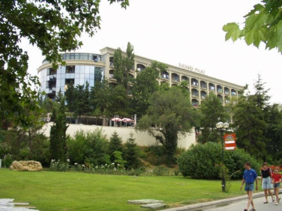 Hotel Kaliakra Palace, Bulgarien Hotel Kaliakra Palace