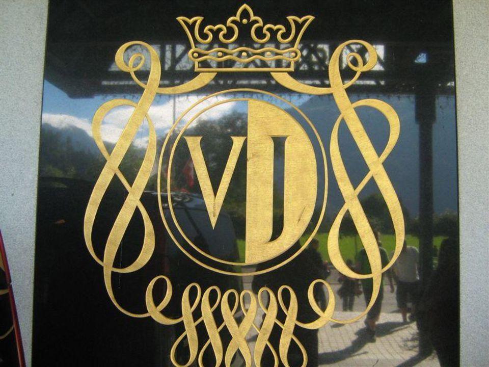 Wappen Victoria-Jungfrau Grand Hotel & Spa