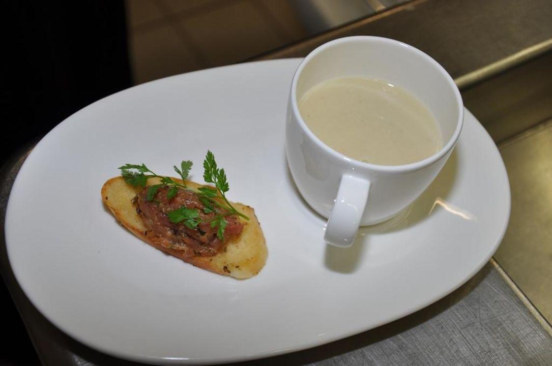 Michl Steiner´s Küche Hotel Royal