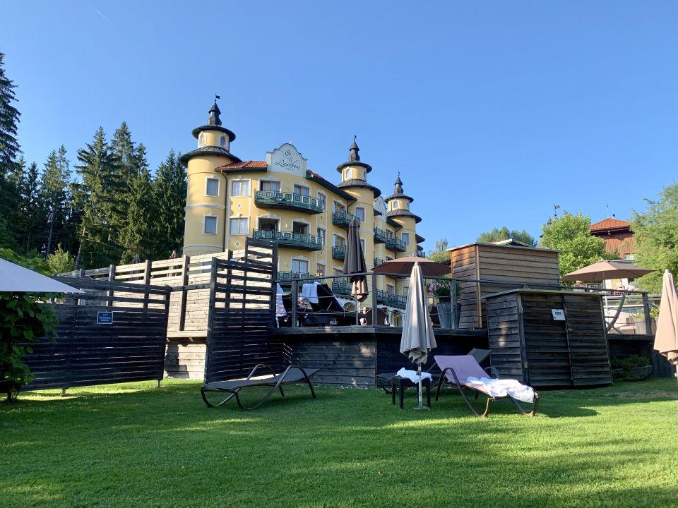 Außenansicht Hotel Guglwald
