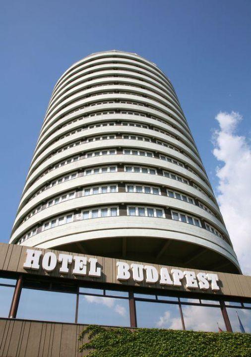 Exterior Hotel Budapest