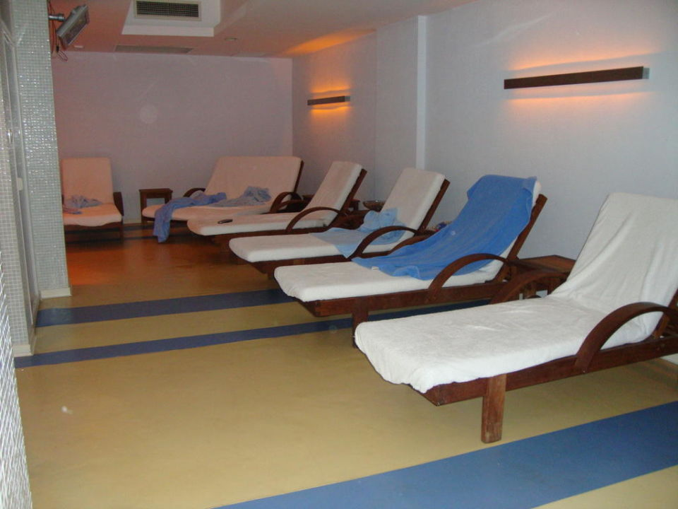 Wellness / Spa - Bereich Hotel Sisus