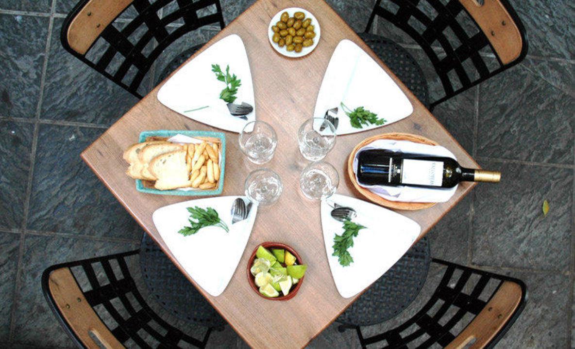 Restaurant/Buffet Rusticae Hotel Casa de los Azulejos