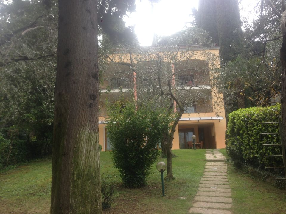 Gartenanlage Villa Sopri