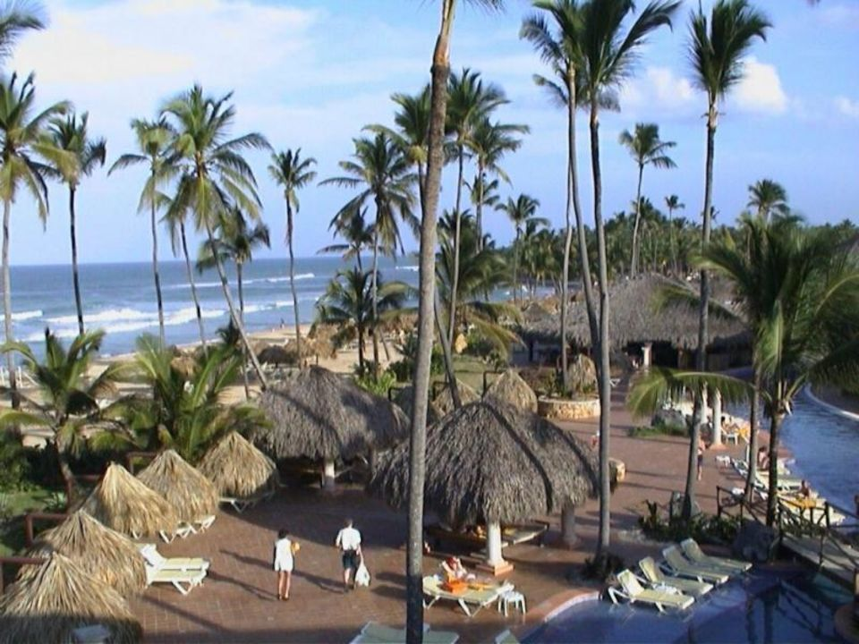 Blick aus dem Zimmer Excellence Punta Cana - Adults only