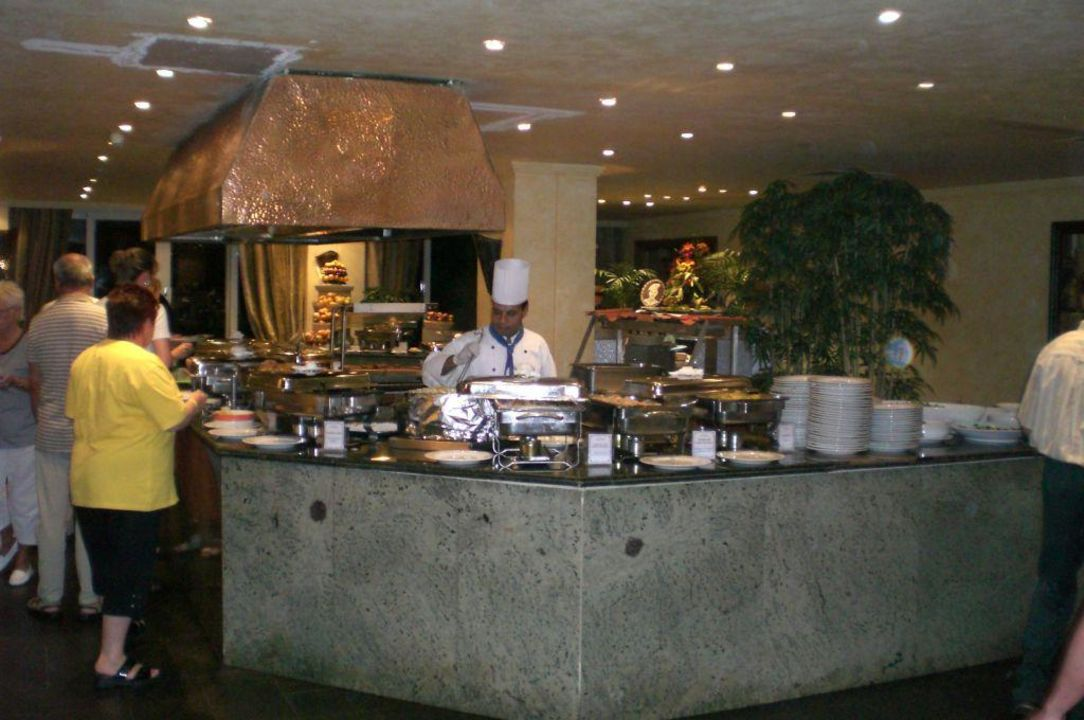 Abendbuffet Siva Grand Beach