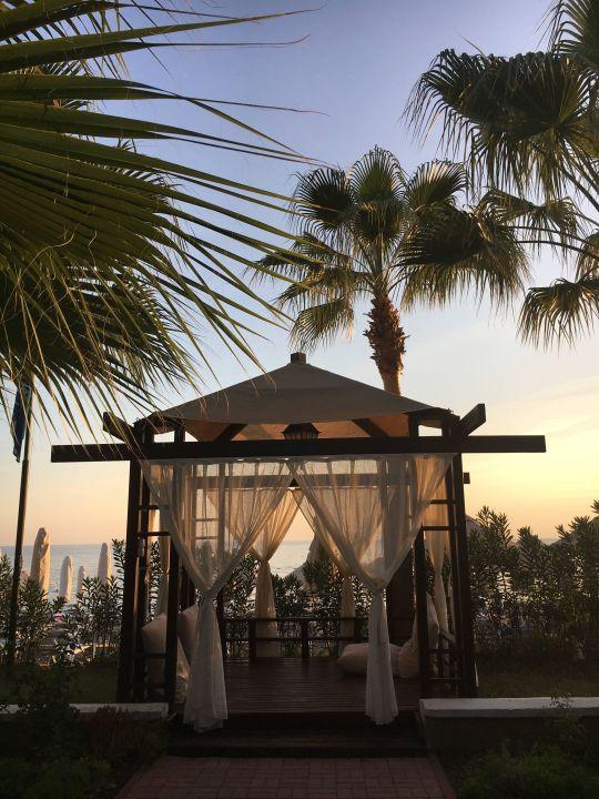 Bali Bett Am Strand Saphir Resort Spa Okurcalar Holidaycheck