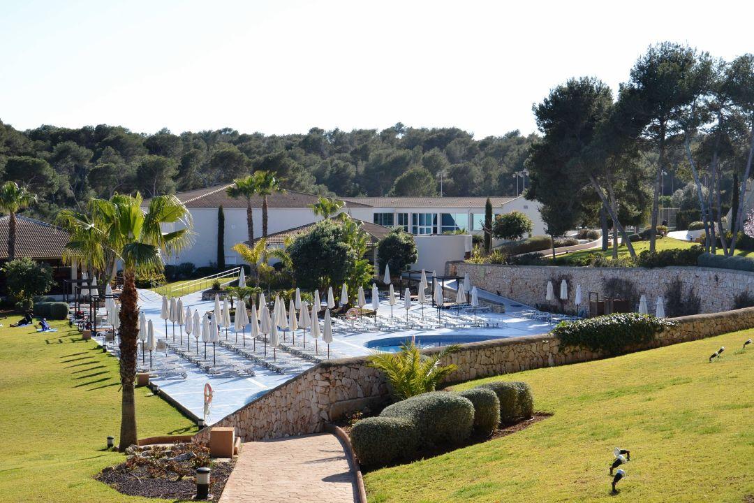 pool ponent ruhepool f r erwachsene blau privilege portopetro beach resort spa porto. Black Bedroom Furniture Sets. Home Design Ideas