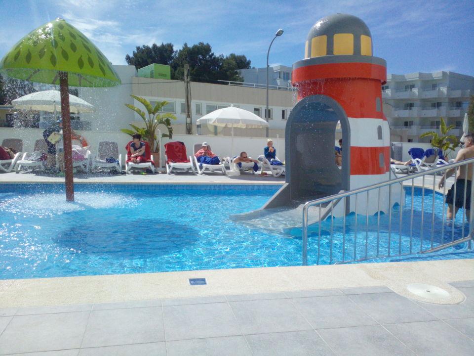 Klein Aber Fein Allsun Hotel Paguera Park Peguera Holidaycheck