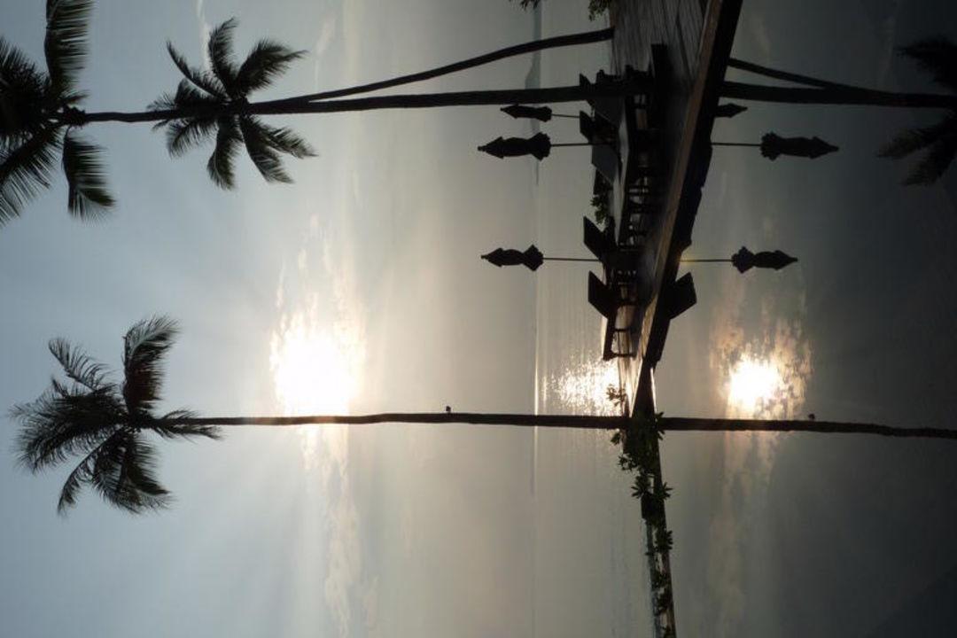 Sonnenaufgang Saree Samui