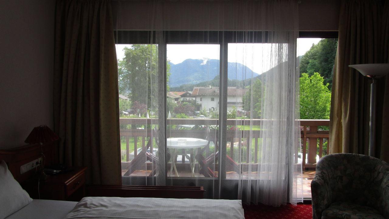 Bezaubernd Fensterfront Sammlung Von In Richtung Osten Sentido Zugspitze Berghotel Hammersbach
