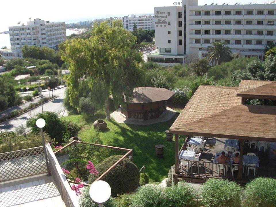Bella Napa Garten/Poolbar Hotel Bella Napa