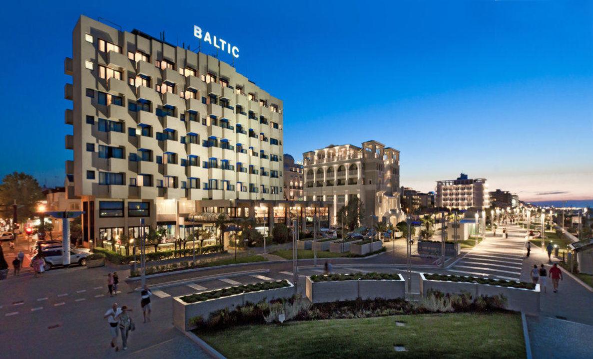 Notturna baltic Hotel Baltic