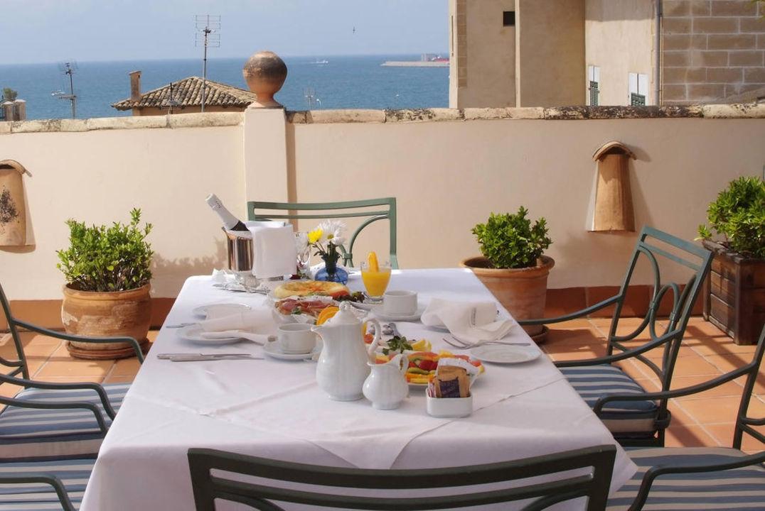 Terraza Hotel Palacio Ca Sa Galesa