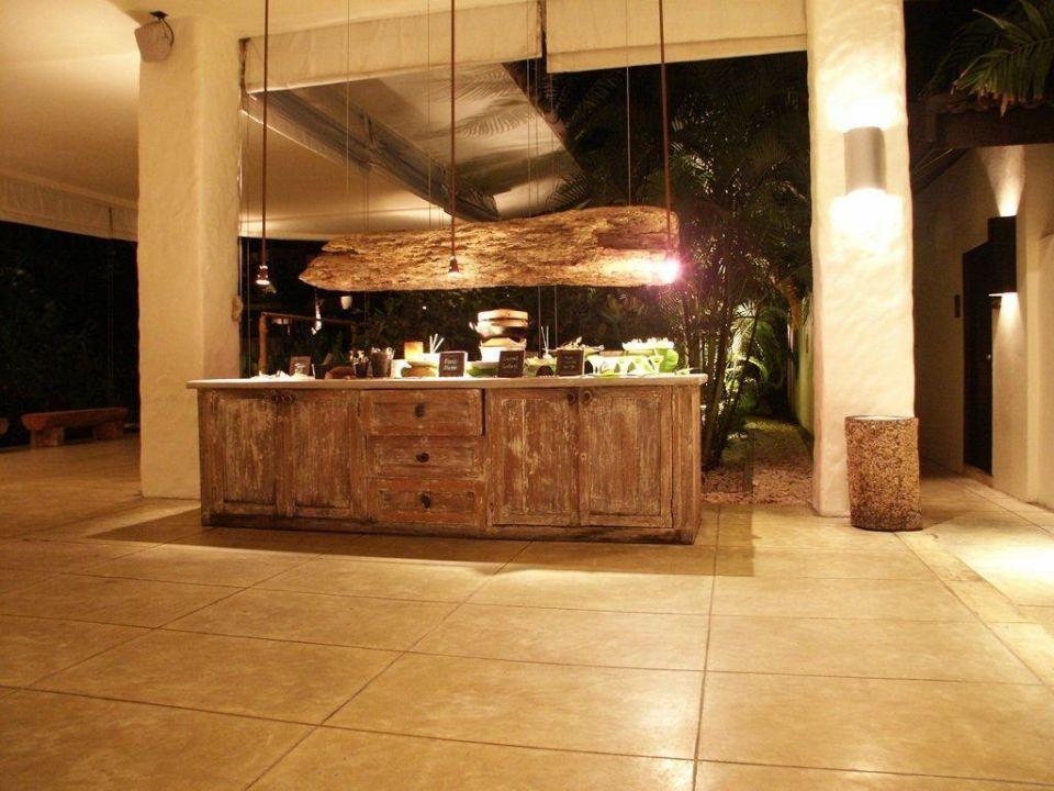 Teil vom Buffet Hotel Evason Phuket & Spa  (geschlossen)