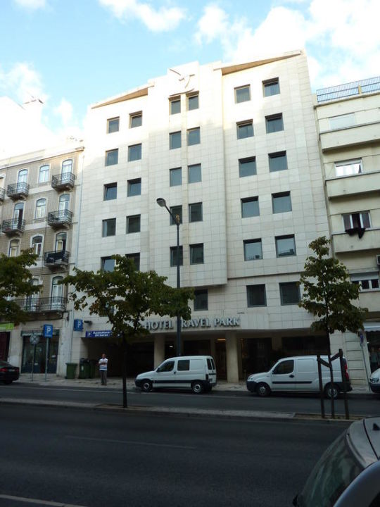 Lage des Hotels Hotel Travel Park Lisboa