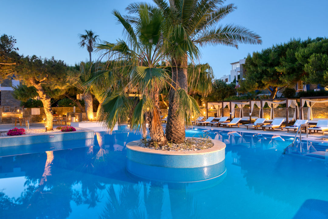 Pool Mykonos Theoxenia Boutique Hotel