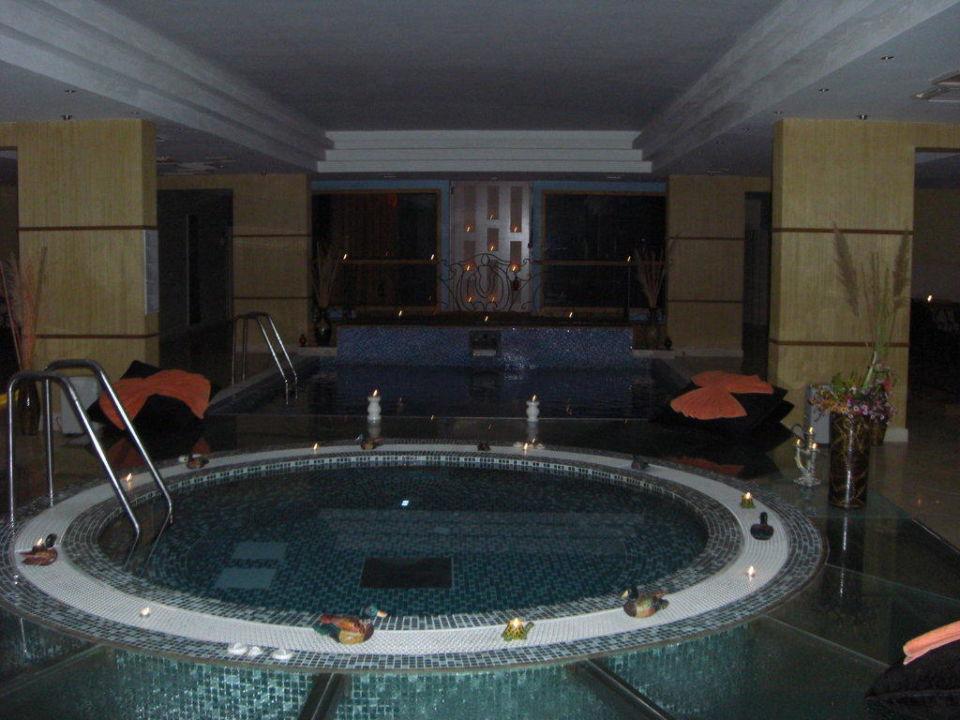 Wellnessbereich Innvista Hotels Belek