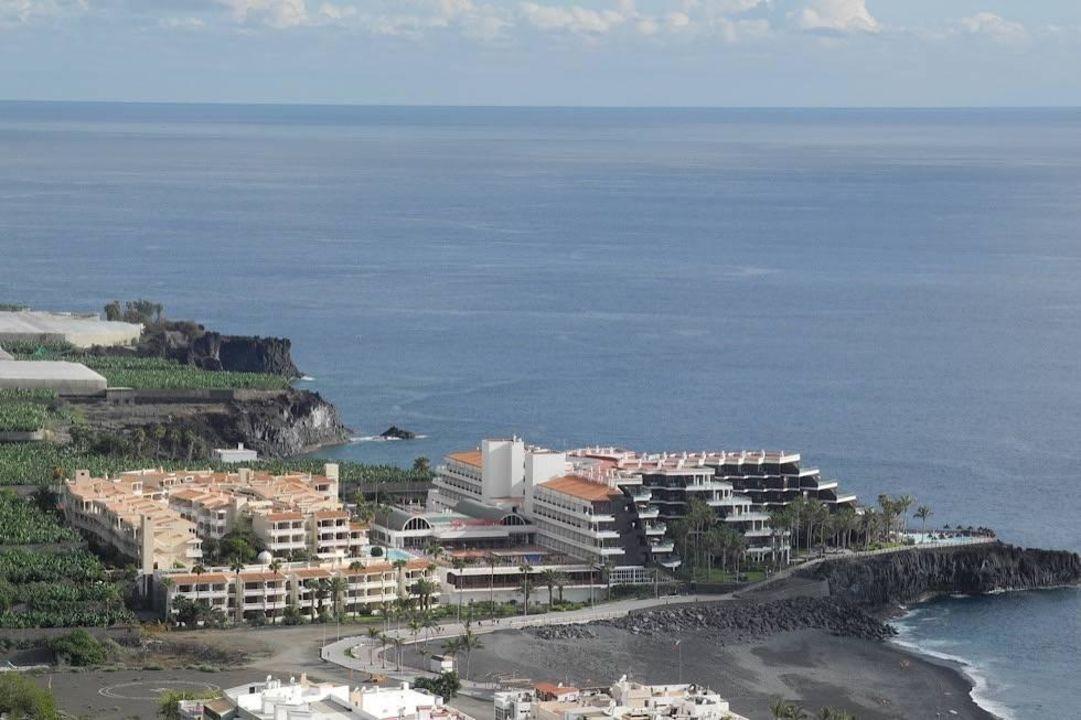 Hotelanlage sol la palma hotel puerto naos holidaycheck la palma spanien - Sol la palma puerto naos ...