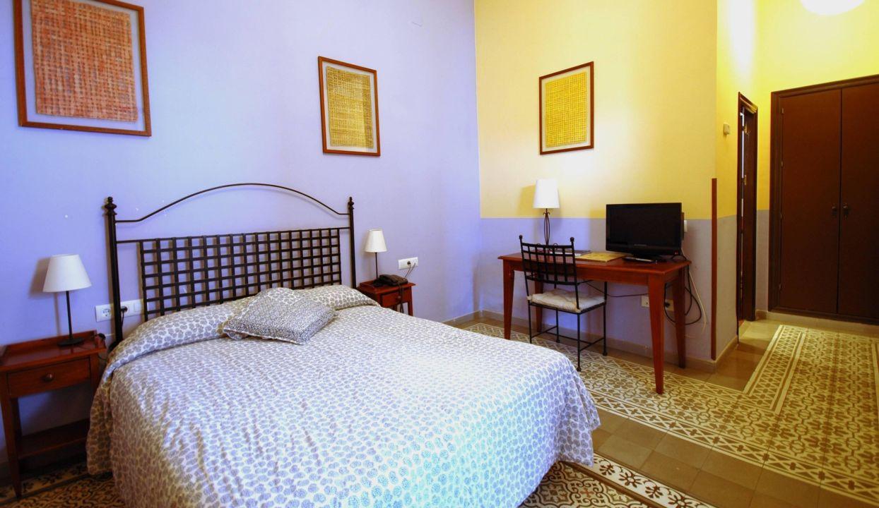 Habitación Rusticae Hotel Casa de los Azulejos
