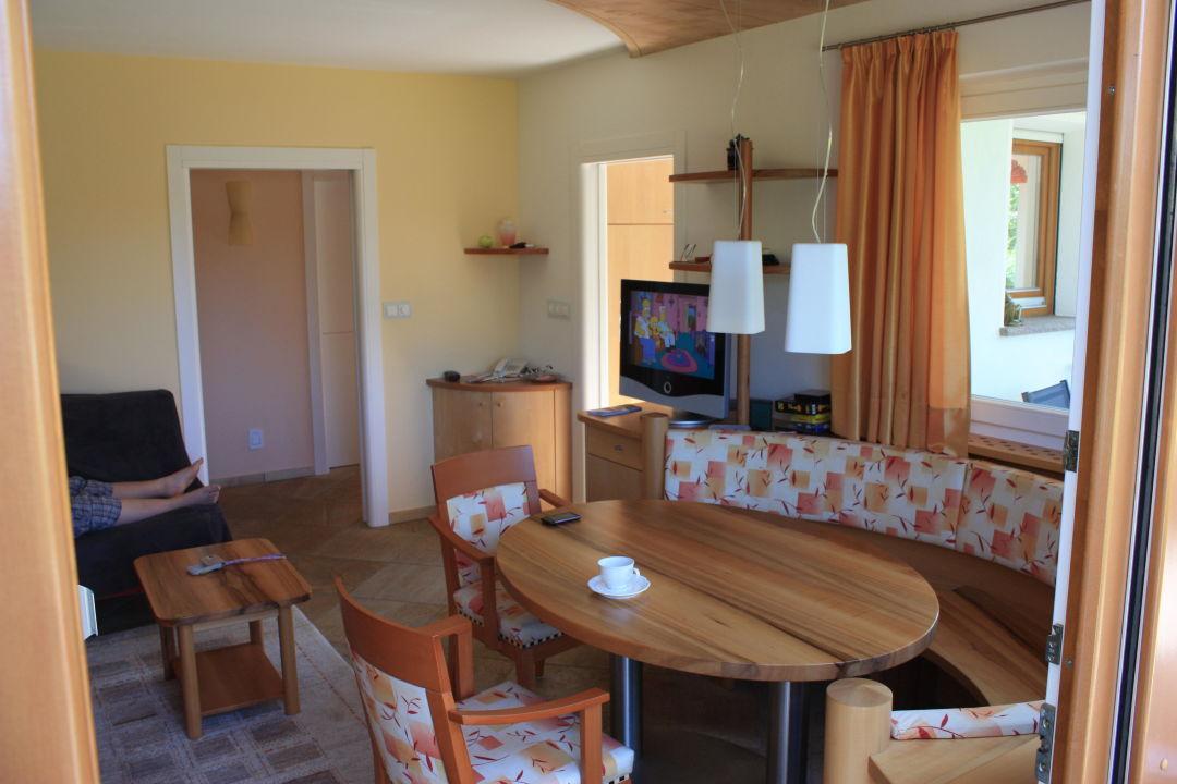 Wohnzimmer Afrika Residence Villa Anina