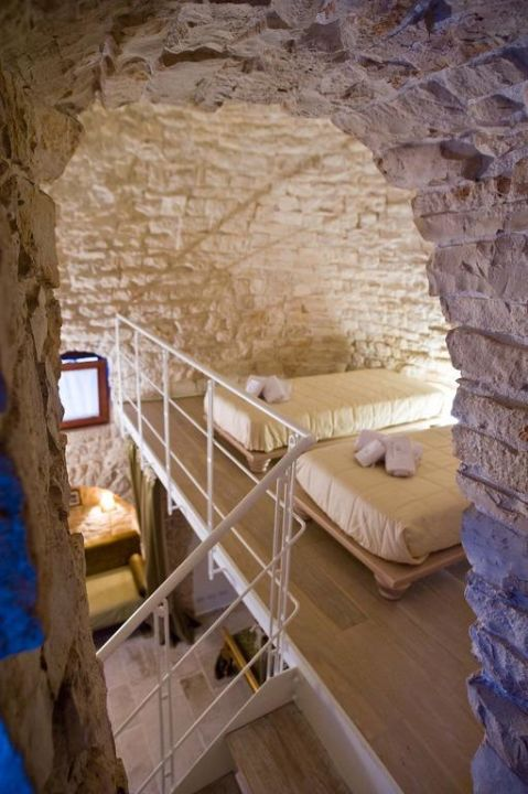"""Suite """"Il Cavaliere"""" Hotel Le Alcove"""
