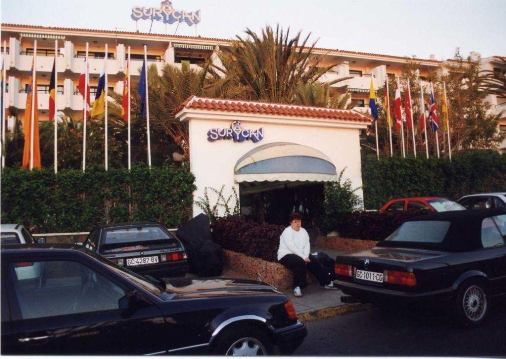 Hotelansicht Hotel Surycan