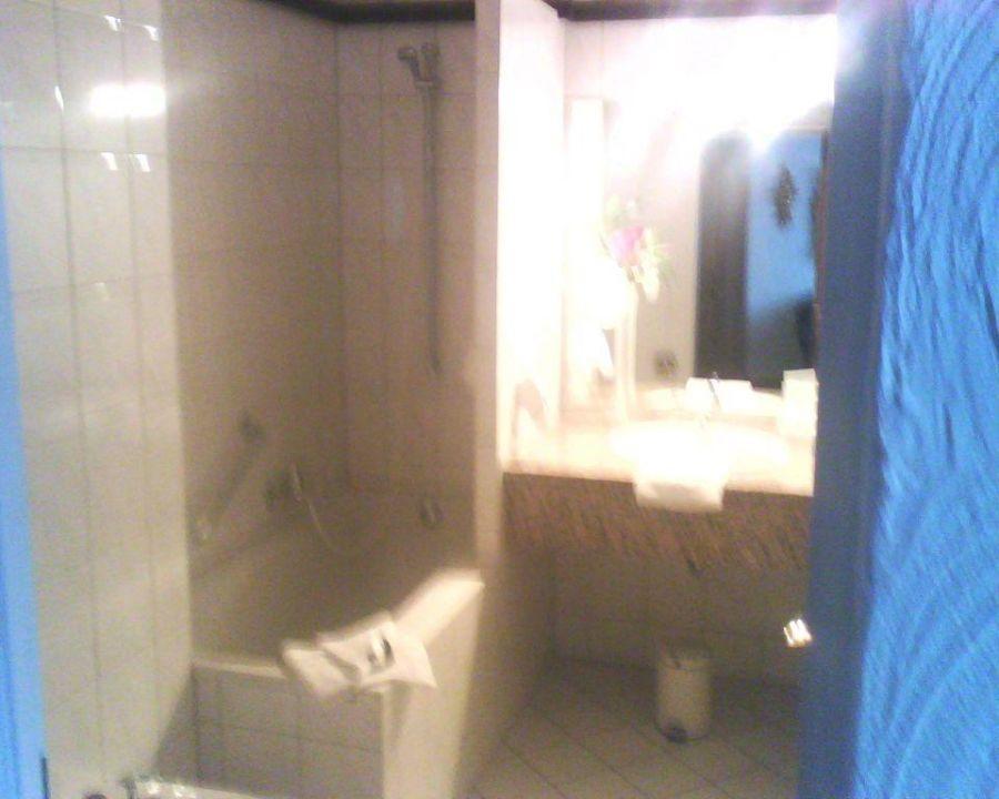 bild badezimmer zu best western hotel mainz in mainz