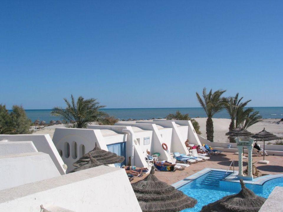 Blick auf's Meer Hotel Meninx
