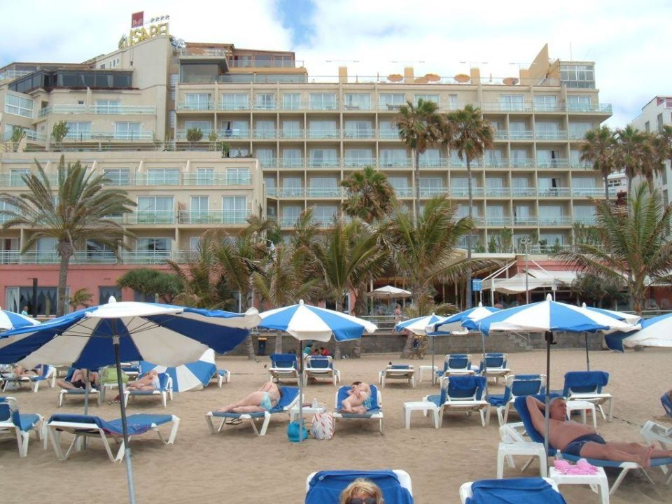 Hotel Von Der Strandseite Bull Reina Isabel Spa Las Palmas De