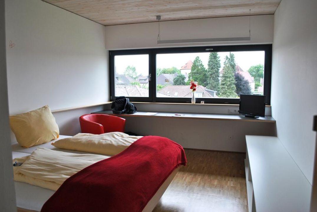 """""""Doppelzimmer mit Blick zum Fenster"""" Bed & Breakfast Rotes"""