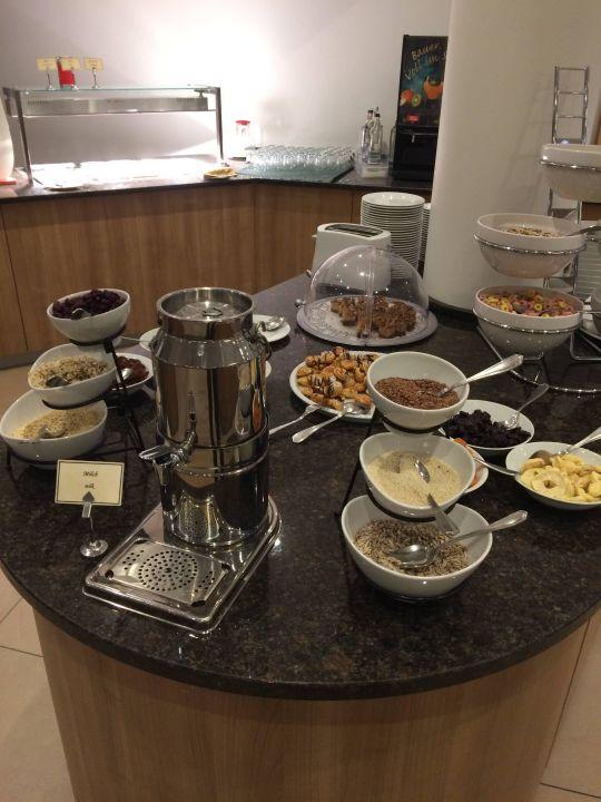 Frühstücksbuffet Parkhotel Rügen