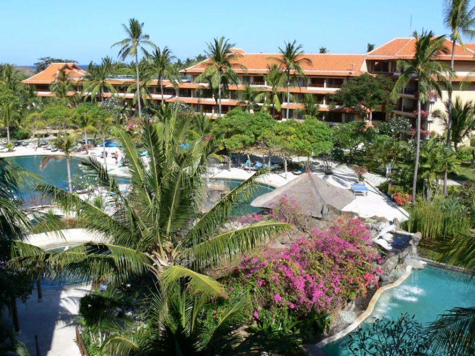 Blick aus dem Zimmer The Westin Resort Nusa Dua, Bali