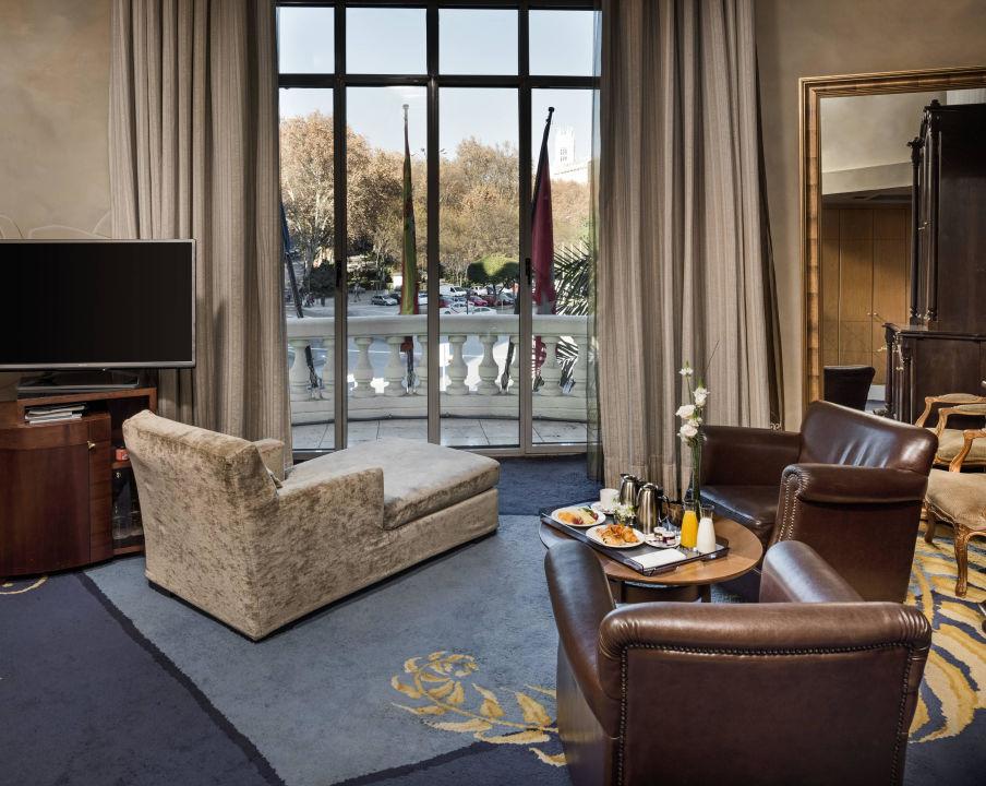 Room Hotel NH Collection Madrid Paseo del Prado