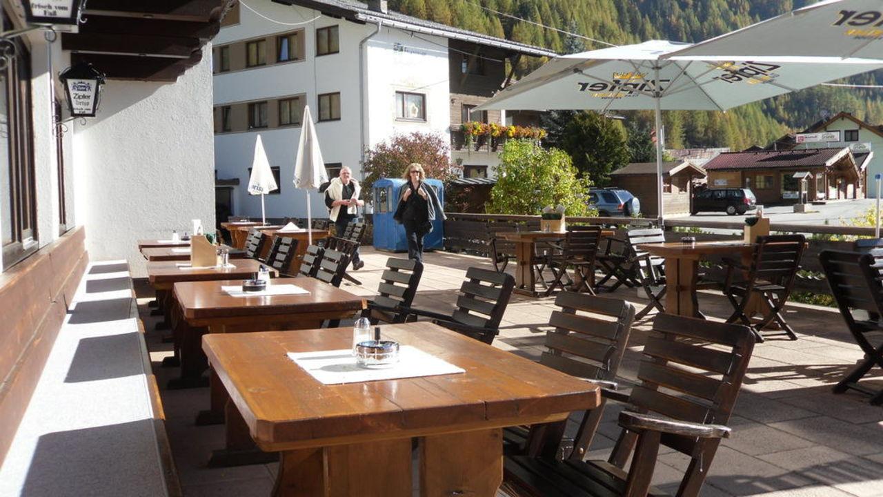 Sonnenterrasse Hotel Falknerhof