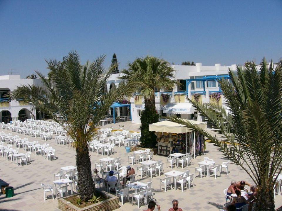 Die Terrasse El Mouradi Club Selima