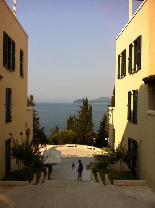 Bild Quot Bereich Appartments Quot Zu Radisson Blu Resort Amp Spa At Dubrovnik Sun Gardens In Dubrovnik