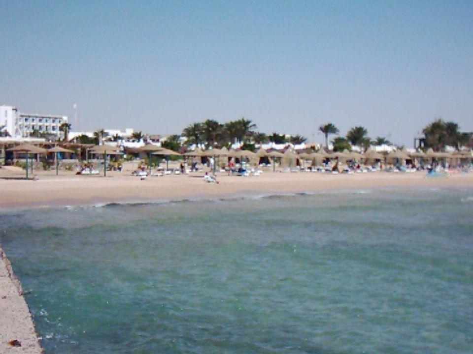 Der Strand Hotel Shams Safaga