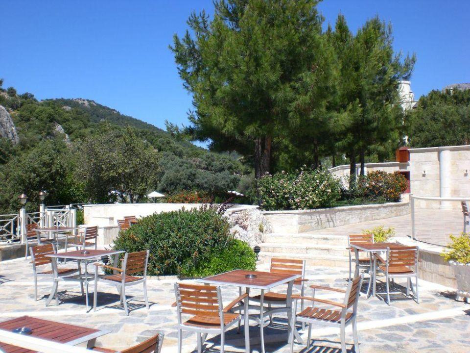 Ein Teil der Panaroma Bar Castle Resort & Spa Hotel Sarigerme