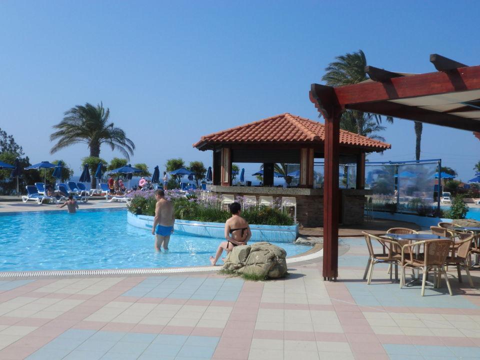 Bild Quot Der 2 Neue Pool Quot Zu Hotel Rodos Rhodos Princess