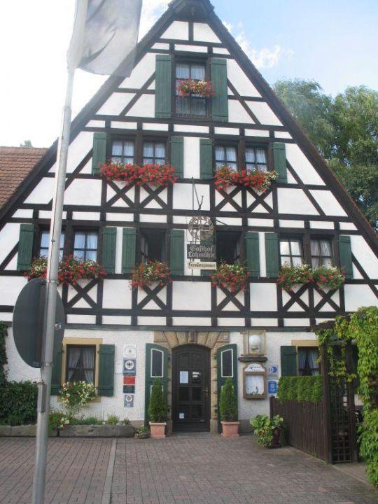 Fachwerk Hotel Lohmühle