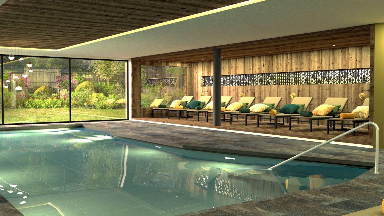 Pool Hotel Schwarzer Adler