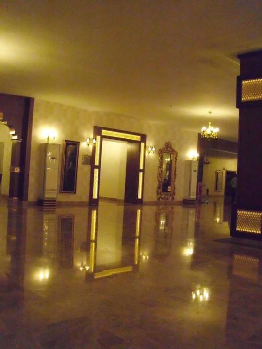 Die Hotellobby Eftalia Aqua Resort