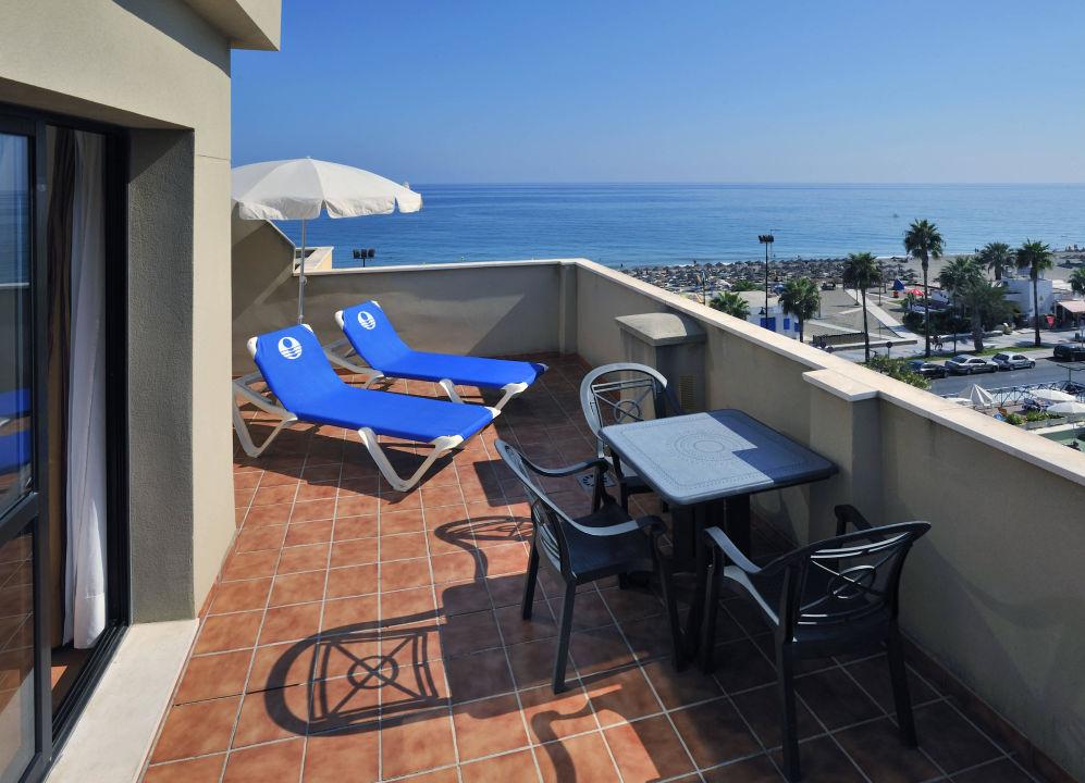 Attic Terrace Sea View Sol Don Marco