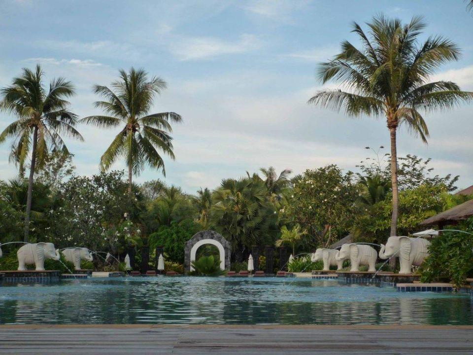 Hauptpool Bandara Resort & Spa Samui
