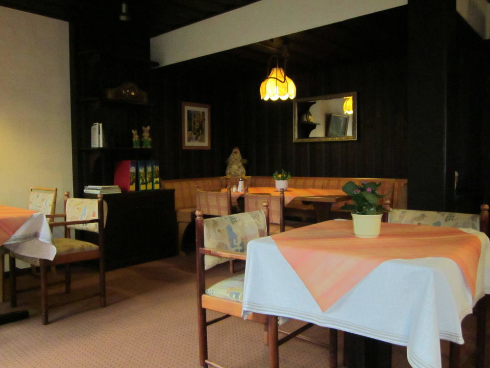 """""""Frühstücksrestaurant"""" Hotel Haus am Hochwald Goslar"""