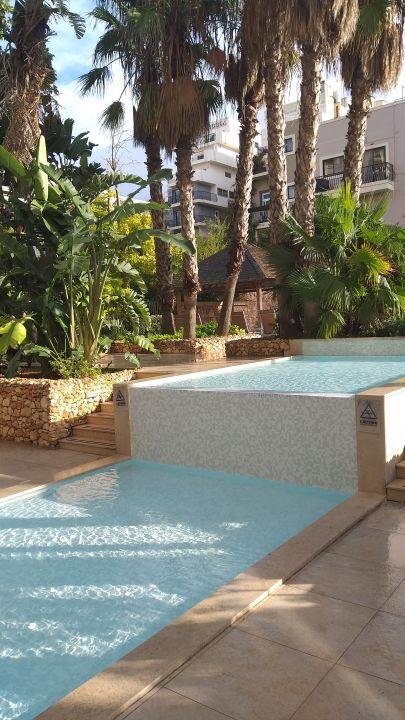 Außenansicht Maritim Antonine Hotel & Spa Malta