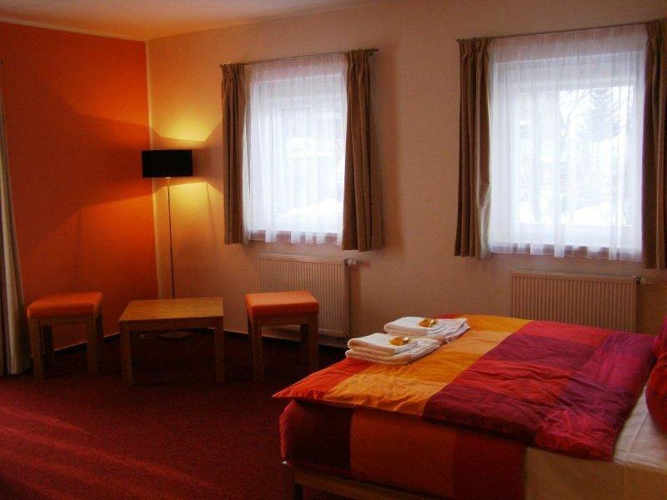 Pokoj hotelu Hotel Star 1, 2