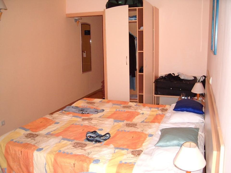Hotel Vita Park in Albena - Bulgarien im Jahr 2003 Familienz Hotel Vita Park