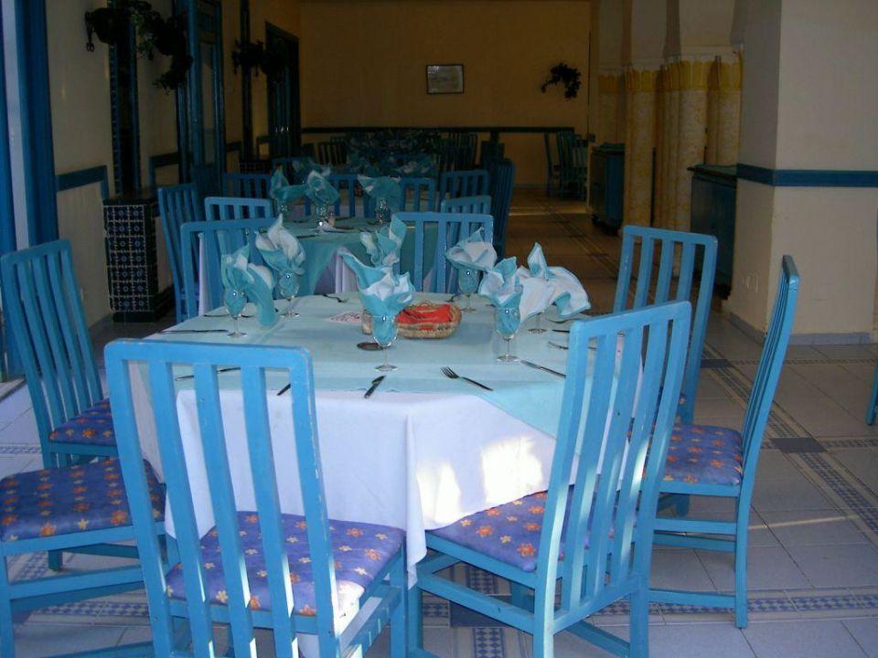 Speisesaal Hotel Djerba Paradise Resort